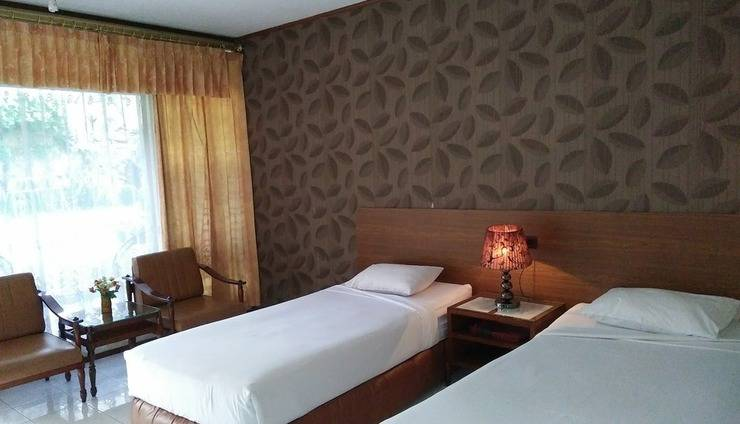Safari Hotel Jember - Rooms