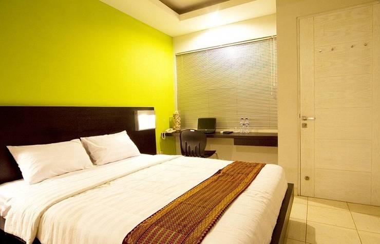LeGreen Suite Waihaong Ambon - Kamar
