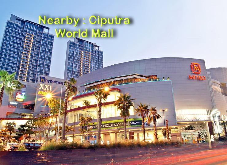 Great Diponegoro Hotel by Azana Surabaya - Ciputra World Mall