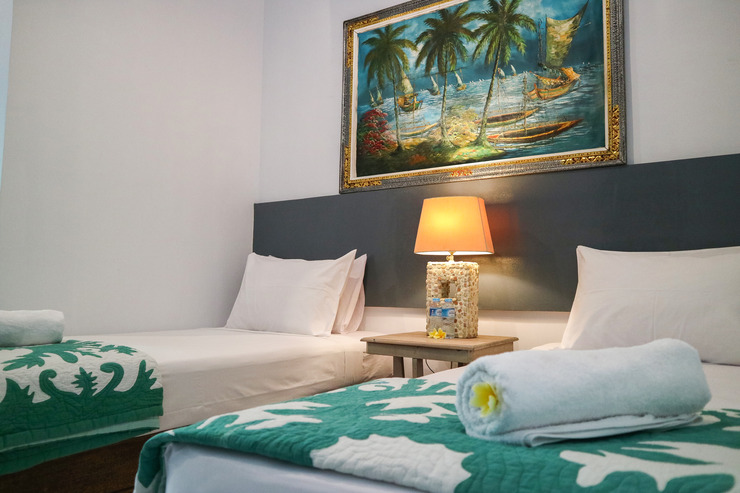 Sendok Hotel Lombok - Standard Twin