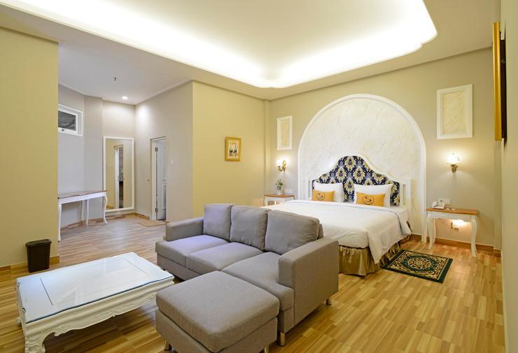 Sahira Butik Hotel Pakuan Syariah Bogor - Guest room