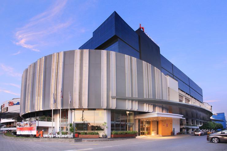 Swiss-Belhotel Cirebon - Ekseterior Swiss-Belhotel Cirebon