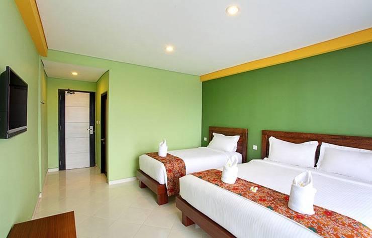 Alkyfa Hotel Bali - Kamar