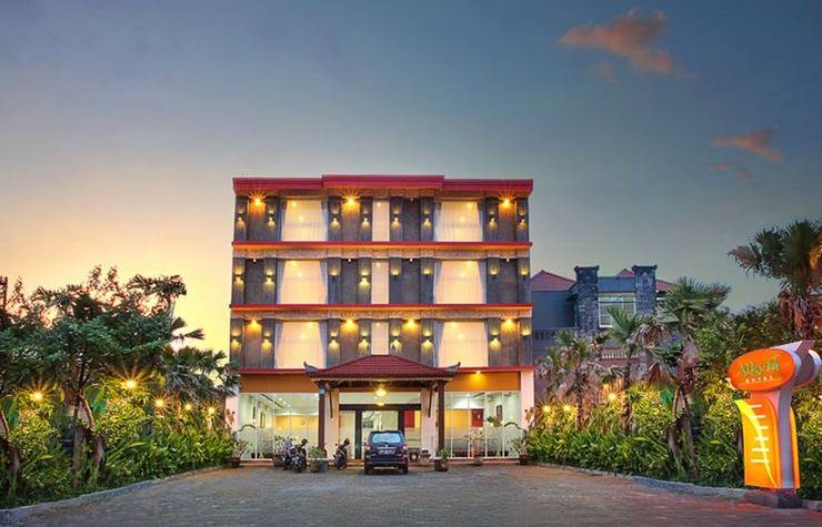 Alkyfa Hotel Bali - Eksterior