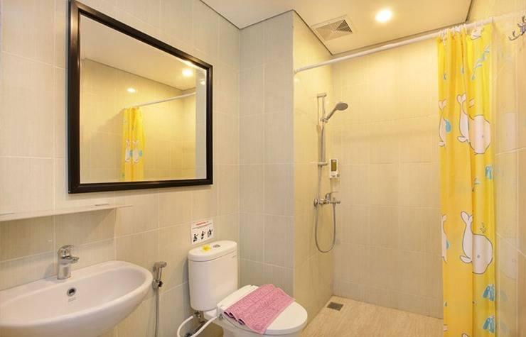 Alkyfa Hotel Bali - Kamar mandi
