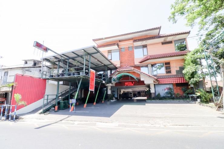 Hotel Pajajaran Malang - Exterior
