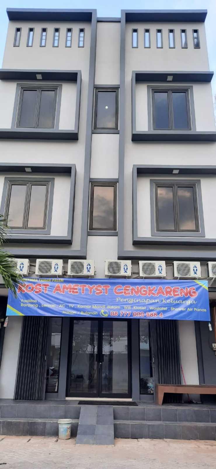 Amethyst Cengkareng Syariah Jakarta - Exterior
