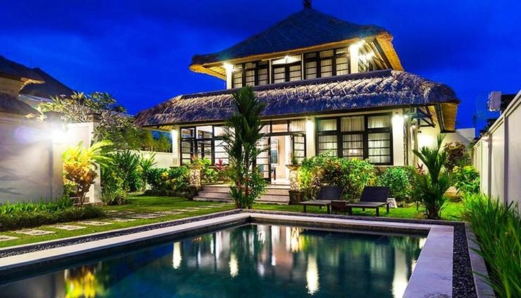 Villa Batik - Berawa Canggu Bali - Exterior