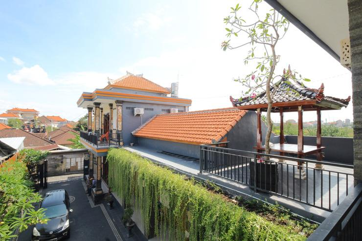 Airy Eco Denpasar Barat Gunung Lumut Gang Nakula 2 Bali Bali - View