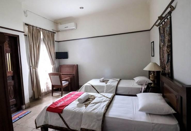 NIDA Rooms Kaliurang Gang Cikal Dempet Jogja - Kamar tamu