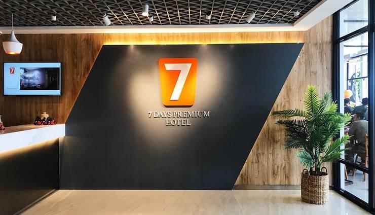7 Days Premium Hotel Jakarta - Lobby