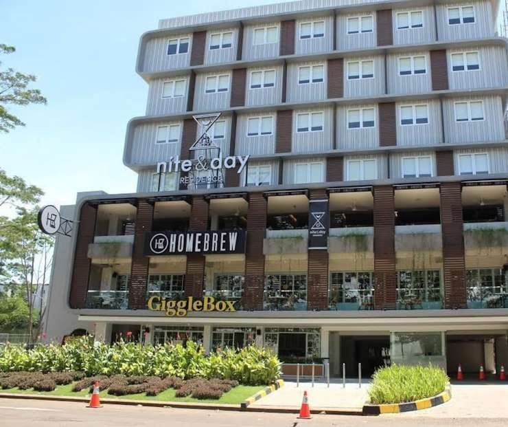 Nite & Day Residence Alam Sutera - Featured Image