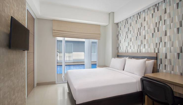 Nite & Day Residence Alam Sutera - Bedroom