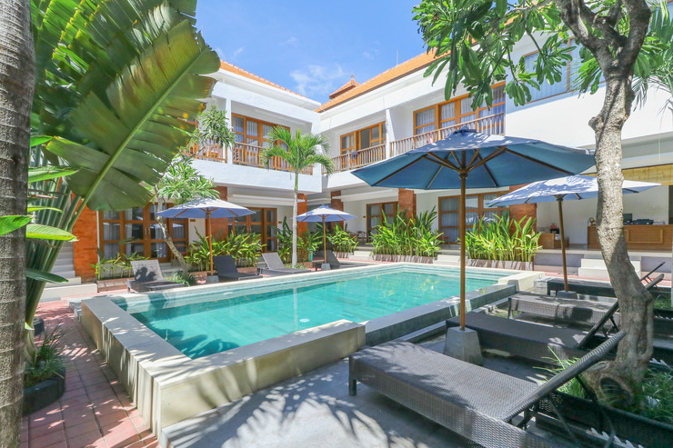 Sahadewa Suites Residence Bali - Exterior