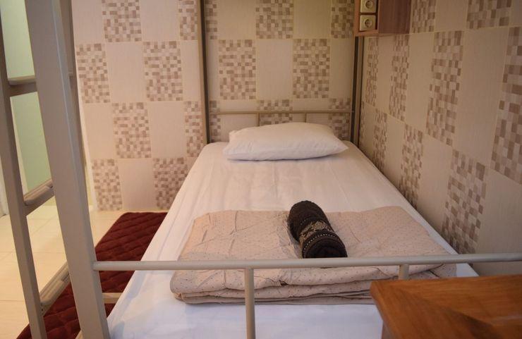 The Cabin Purwokinanti Hotel Yogyakarta - Bedroom