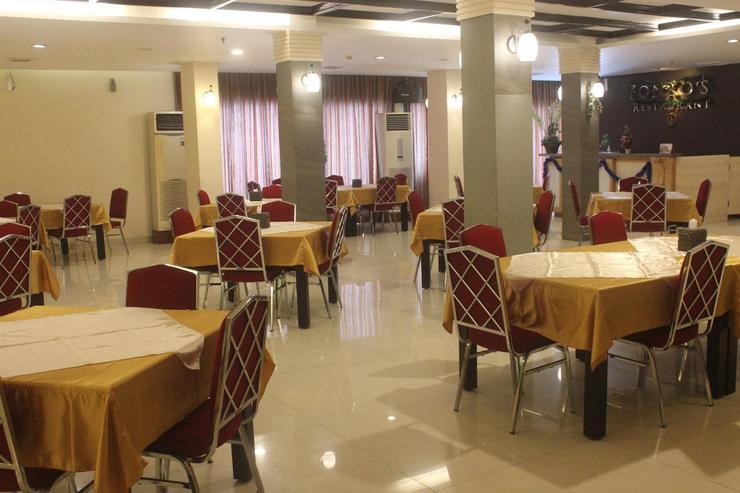 Hotel Manise Ambon - restaurant