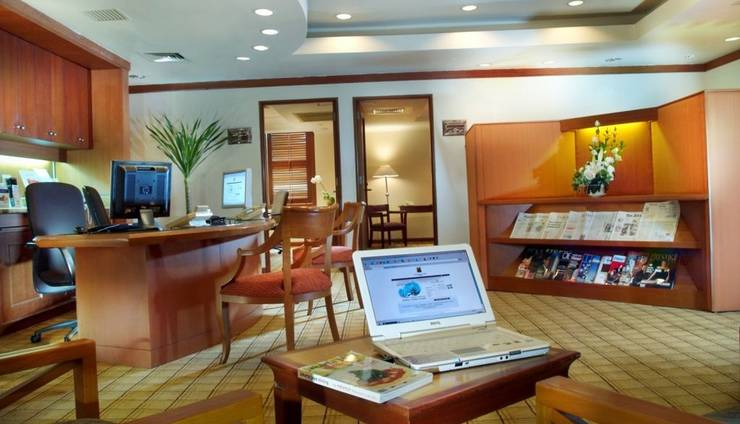 The Park Lane Hotel Jakarta - Business Centre