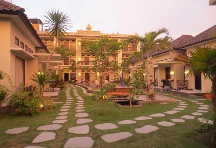 Kutamara Hotel Lombok - Exterior