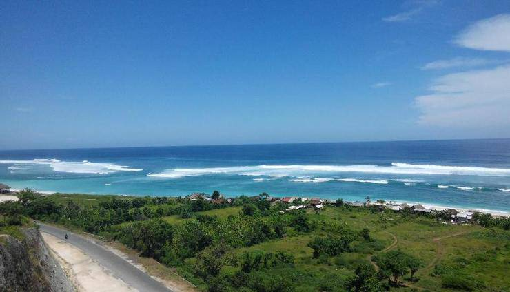 Uno Bali Inn Bali - Lingkungan Sekitar
