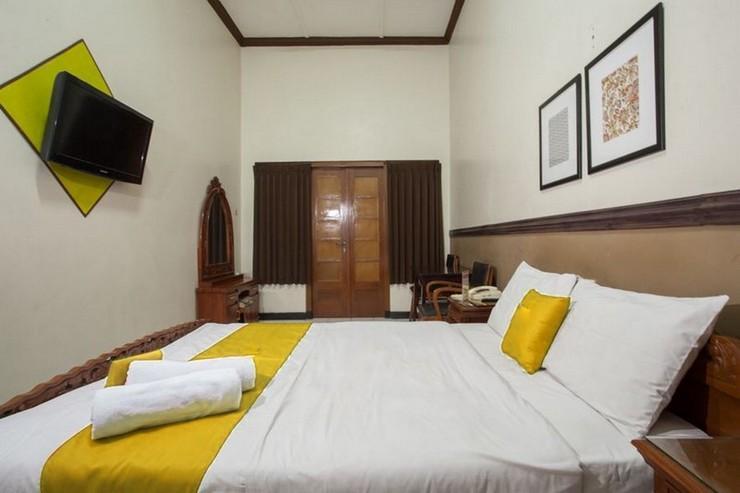 Olympic Hotel Surabaya - Kamar Tamu
