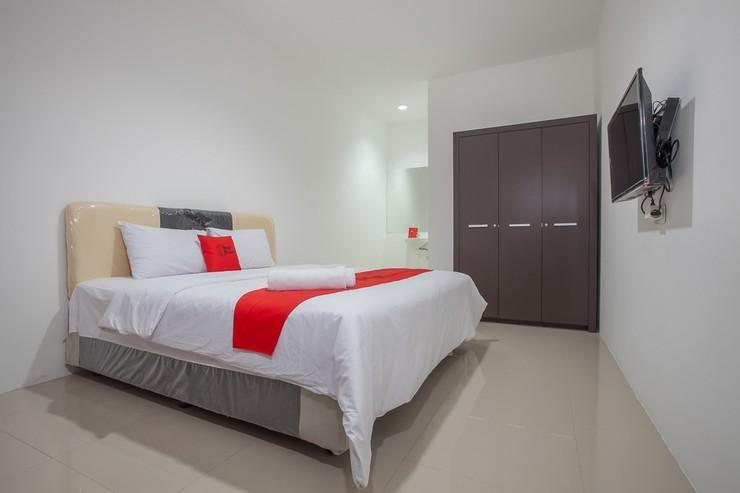 Reddoorz @ Kertajaya Surabaya Surabaya - Guestroom