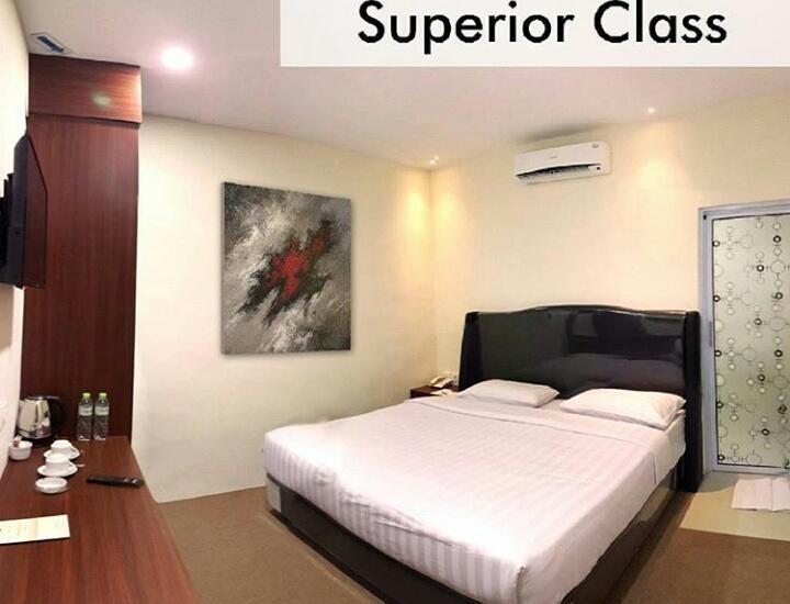 Superstar Hotel Dumai - Superior Double