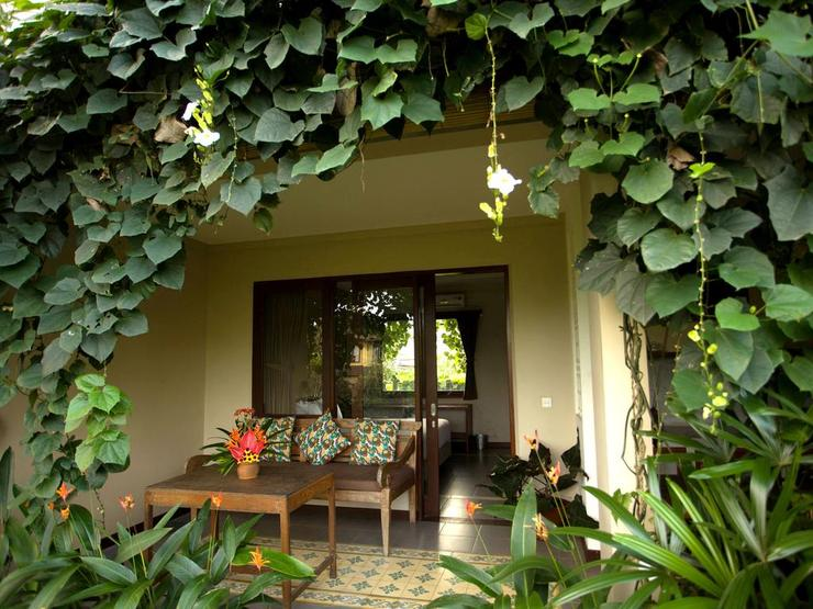 Rumah Taman Bali - Exterior