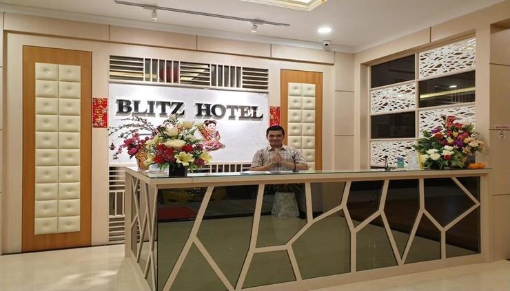 BLITZ HOTEL Batam Center Batam - interior