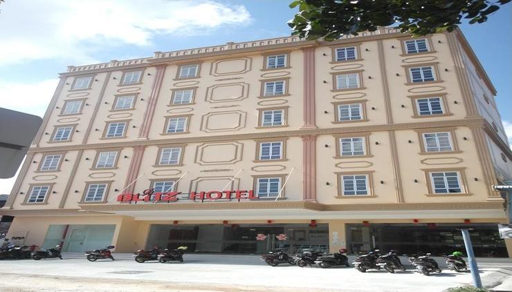 BLITZ HOTEL Batam Center Batam - exterior