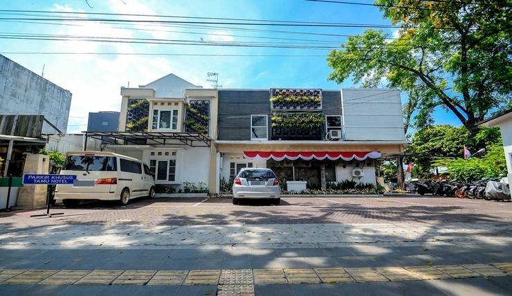 Sky Hotel Buah Batu 1 Bandung Bandung - Exterior