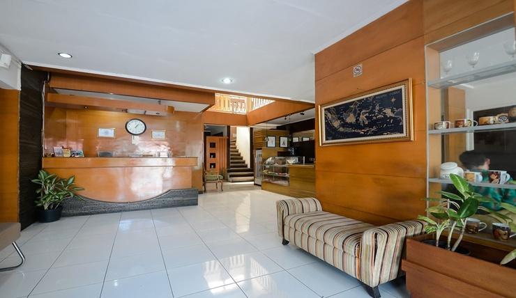 Sky Hotel Buah Batu 1 Bandung Bandung - Lobby