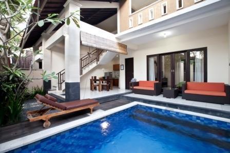 Surya Mas Villa Bali - Kolam Renang