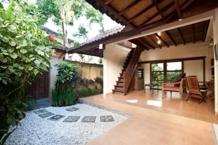 Surya Mas Villa Bali - Tampilan Luar