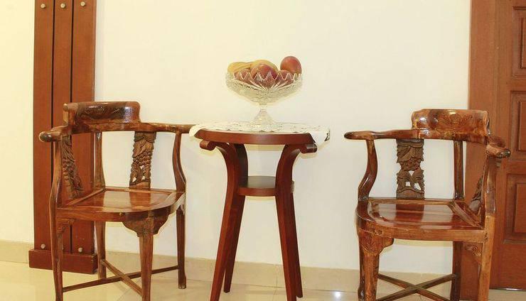 ZEN Rooms Setiabudi 9 Jakarta - area tempat duduk