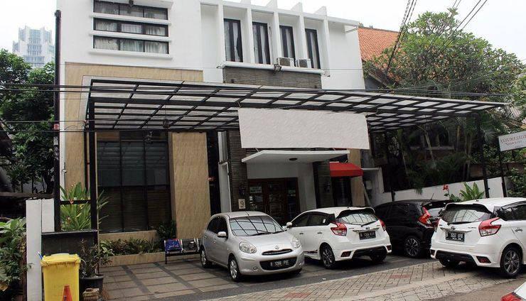ZEN Rooms Setiabudi 9 Jakarta - eksterior