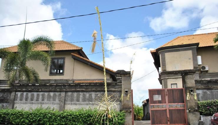 Ocean Valley Village Villas Bali - pintu masuk