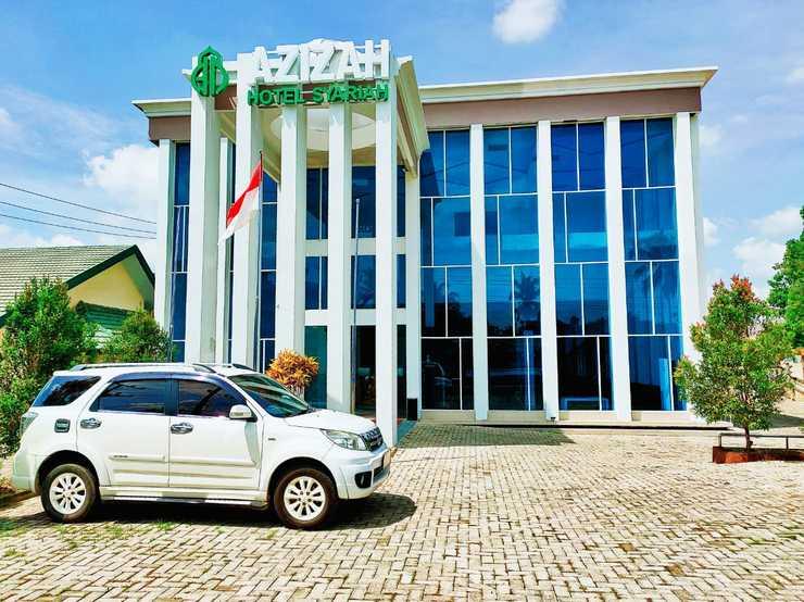 Azizah Syariah Hotel & Convention Kendari Kendari - a