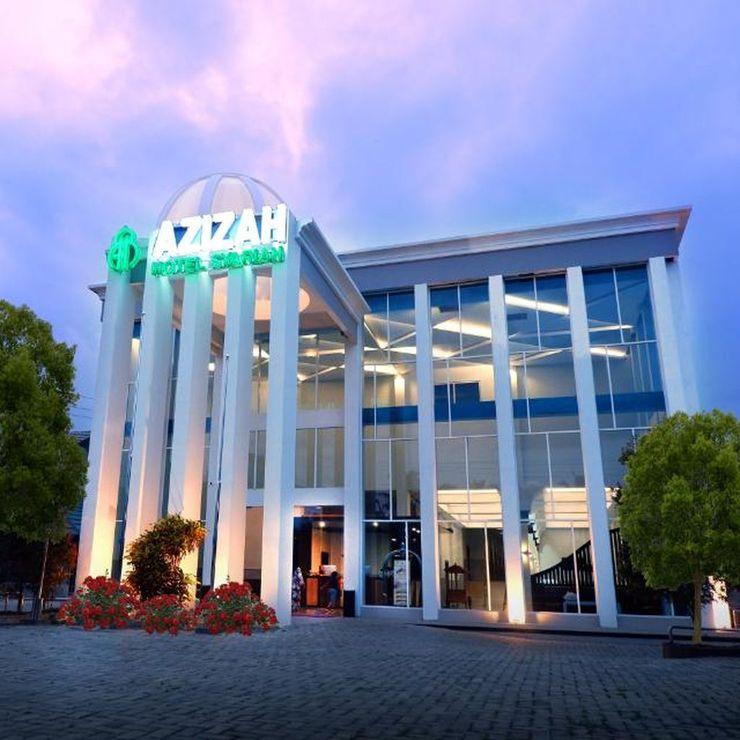 Azizah Syariah Hotel & Convention Kendari Kendari - Facade