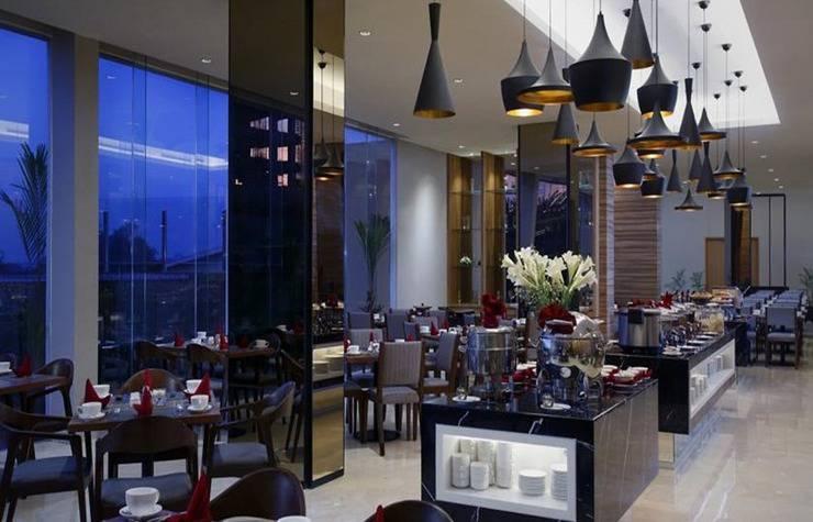Hotel Grandhika Setiabudi Medan Medan - Restoran