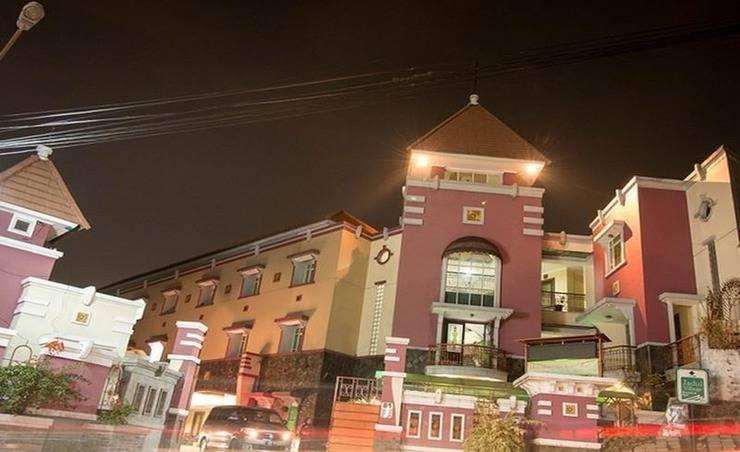 Amellia Pasteur Hotel Bandung - Exterior