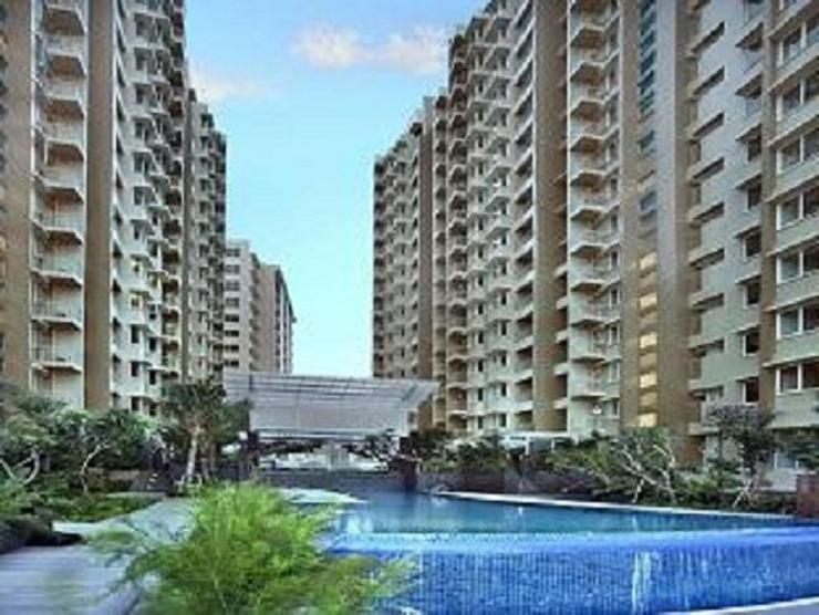 The Malibu Suites Balikpapan Balikpapan - Facade