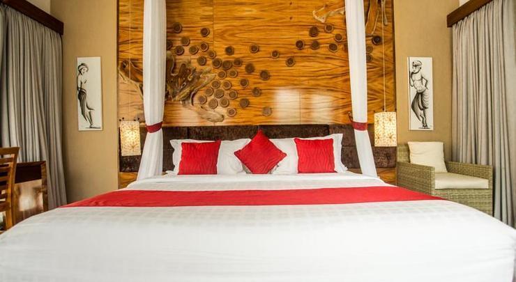 Soleya Bali Villa Bali - Rooms