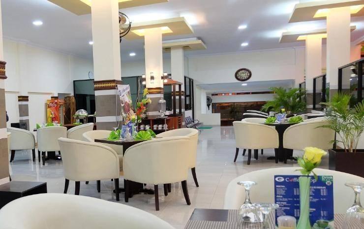 G Hotel Syariah Bandar Lampung - Interior