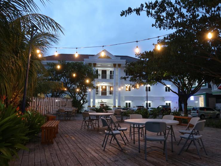 G Hotel Syariah Bandar Lampung - Gedung C