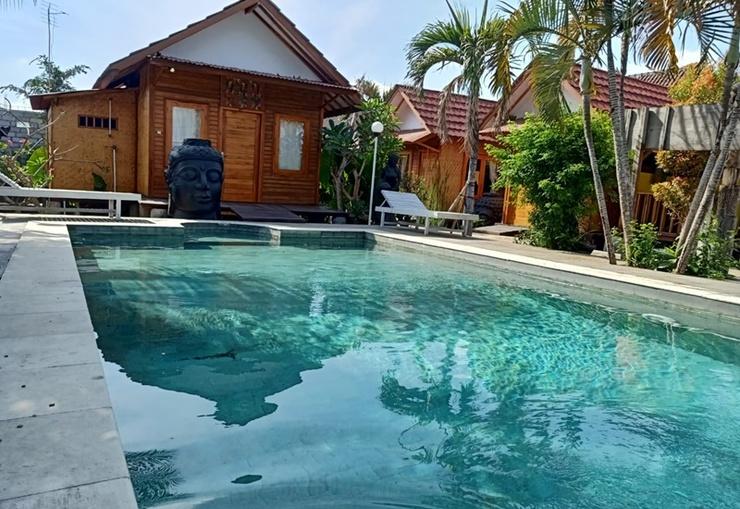 Villa Rere & Restaurant Bali - Pool