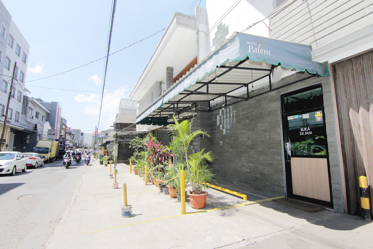 Hotel Palem Bandung - Property