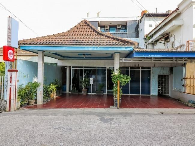 NIDA Rooms Natuna 24 Ilir Barat Palembang - Eksterior