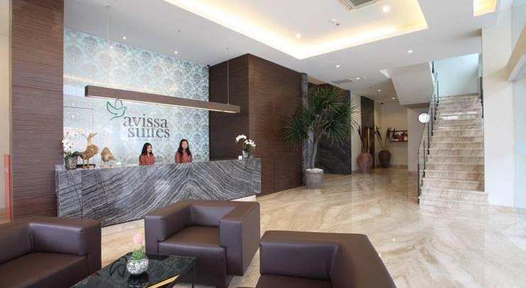 Avissa Suites Jakarta - Lobby Area