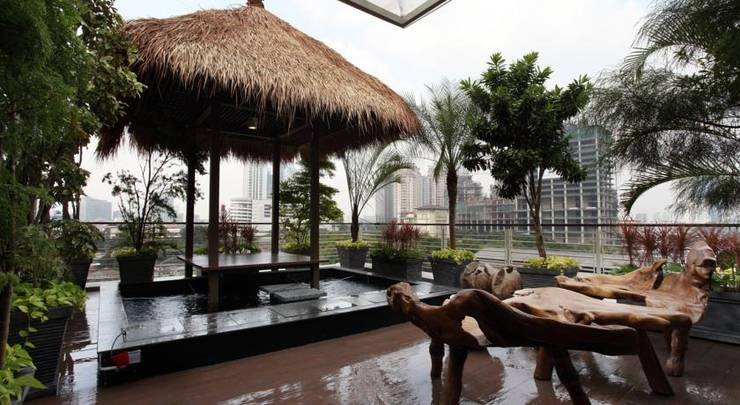 Avissa Suites Jakarta - Gazebo