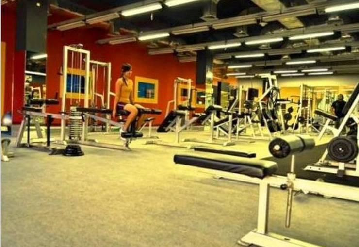 Hotel Sahid Mandarin Pekalongan - Gym